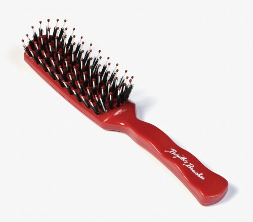 The Vented Hairbrush