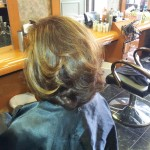 Hair Style Finishing Touches