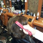 Hair Style Half Round Hair Brush